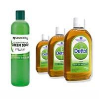 Pulizia e Disinfezione Tattoo. Prodotti per l'Igiene Professionale | Tattoo Supplies
