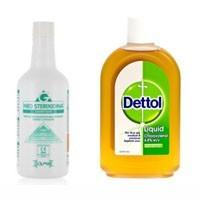 Disinfettanti e Detergenti per Tatuaggi - I Prodotti Migliori | Tattoo Supplies