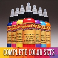 Colori per Tatuaggi Eternal Set Artist vendita online | Tattoo Supplies