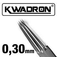 Aghi Kwadron 0.30 mm - Aghi Tattoo Kwadron | Tattoo Supplies
