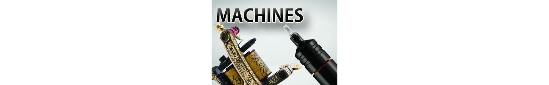 Macchinetta Tatuaggi e Ricambi - Macchinetta Tattoo | Tattoo Supplies