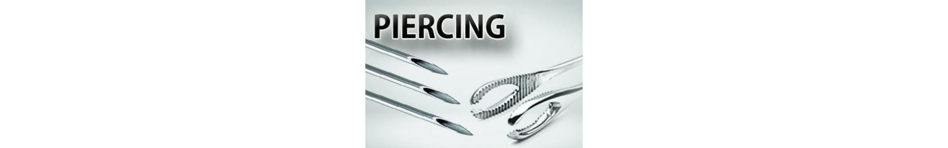 Aghi per Piercing  - Tattoo Supplies