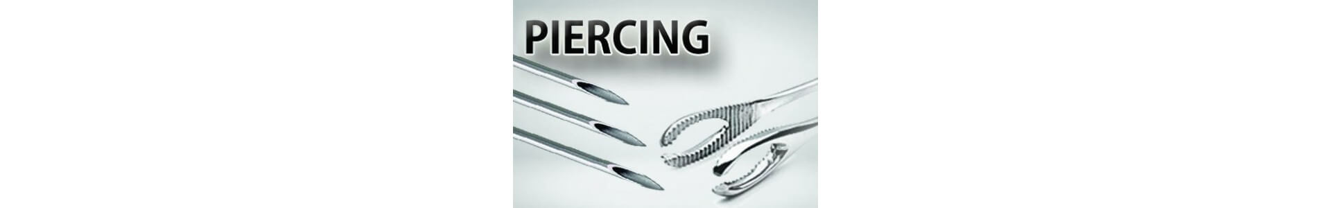Aghi per Piercing  -  Aghi Certificati CE  | Tattoo Supplies