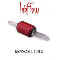 Tubi Inkflow Big Magnum per Tatuaggi - Grip in Silicone | Tattoo Supplies